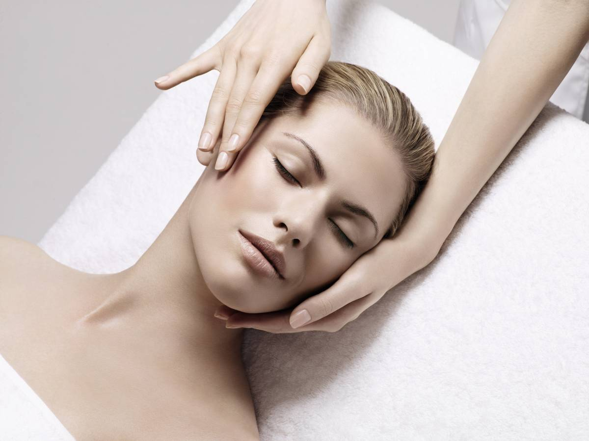 Beauty und Spa Anwenungen in Hotel Prokulus