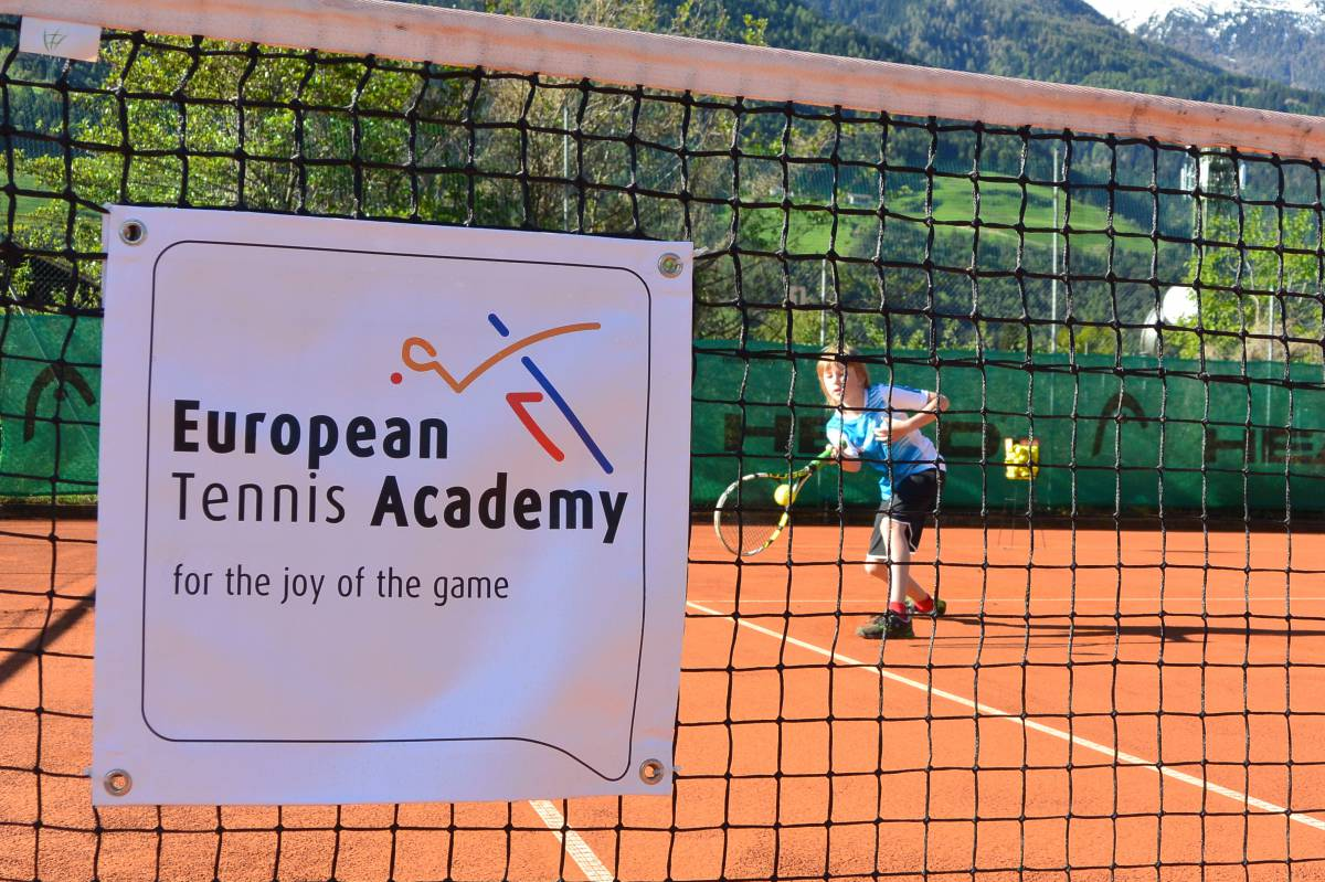 European Tennis Academy in Südtirol